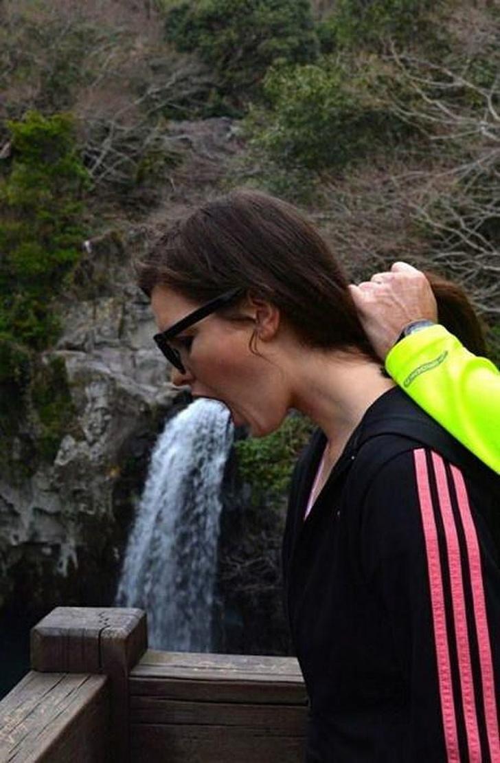 Какво се случва, когато хората предприемат творчески подход към ваканционните си снимки