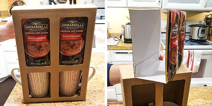 20+ примера на опаковки, създателите на които искам да взема и запаля