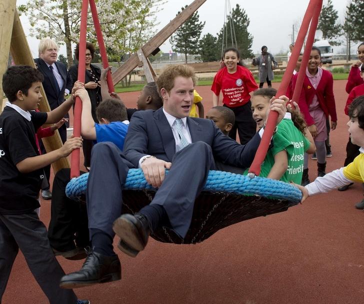 20 доказателства, че принц Хари ще бъде най-добрият баща