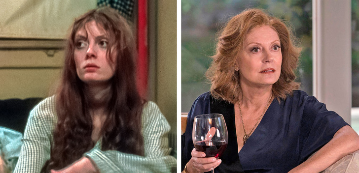 17 известни актриси, които трудно бихме разпознали в първите си филми
