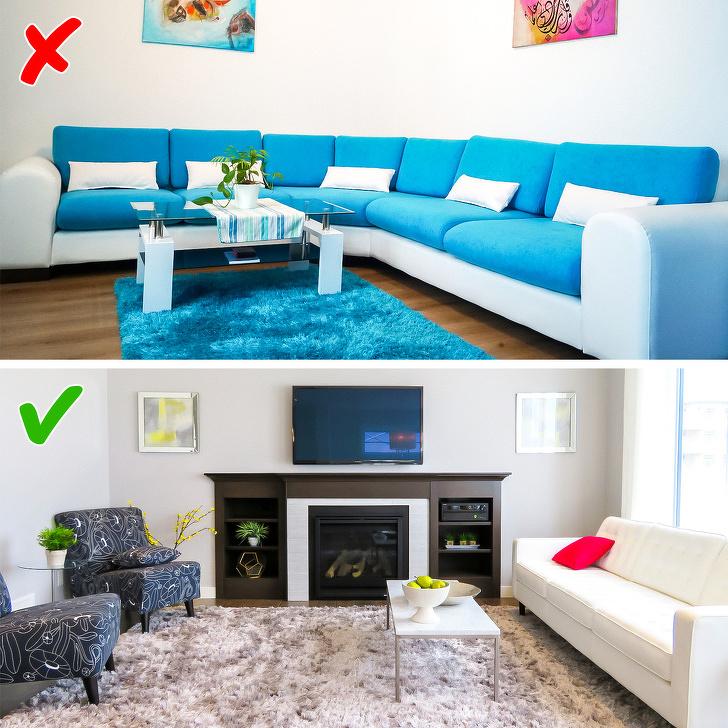 16 Дизайн на апартаменти, които крещят за лошия вкус на собственика