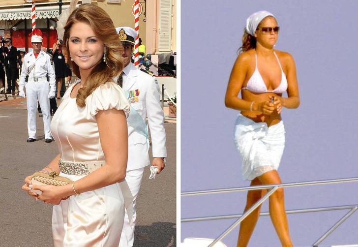 Погледнете принцесите и първите дами в банските им костюми (някои дори могат да надминат Мелания Тръмп)