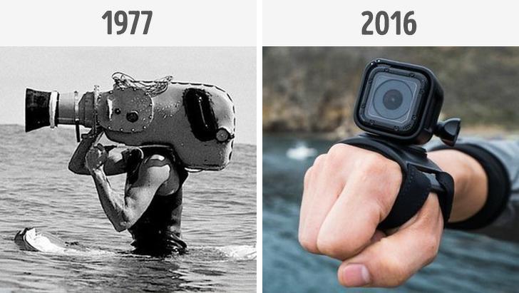 26 фотографии, показващи целия залив между миналото и настоящето