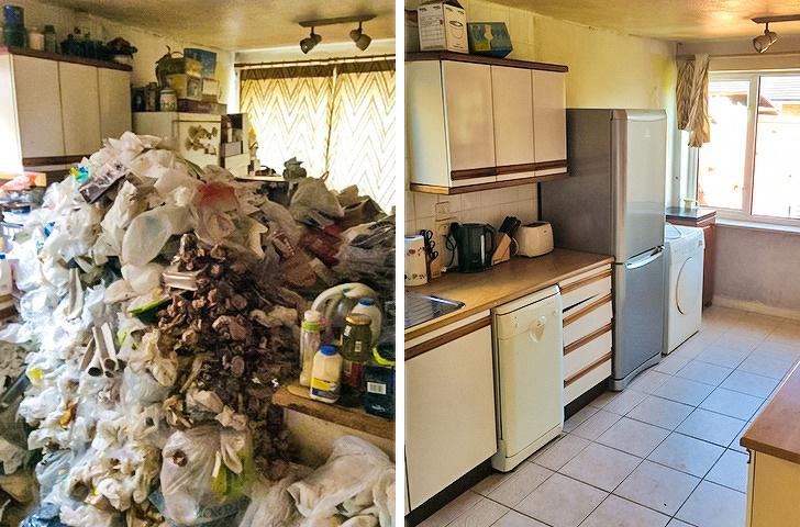 20+ снимки преди и след почистване, които могат да ви накарат да се чувствате изключително доволни