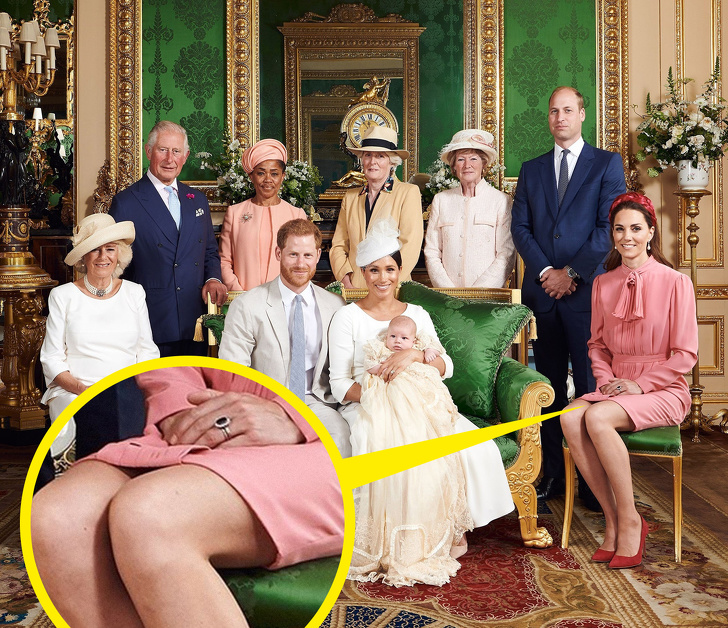 Жените от британската корона показаха как да изразят мнението си без да кажат и дума