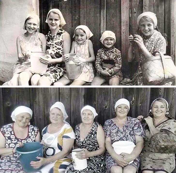 """24 снимки """"преди и след"""", показващи промени с просто око"""