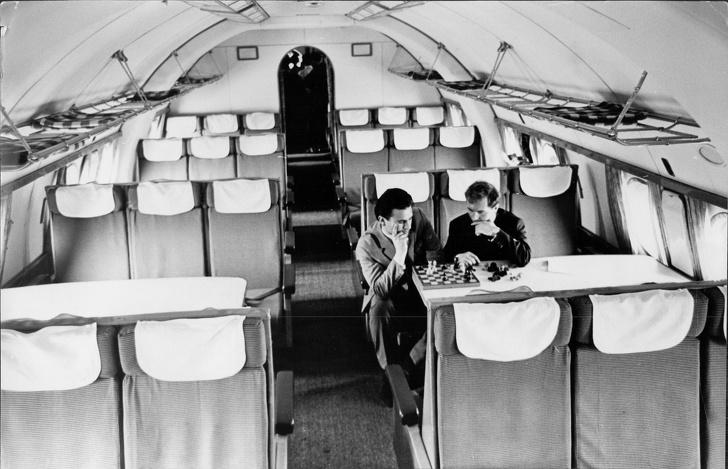 14 реколта снимки на авиокомпания, които могат да ви накарат да се върнете в миналото