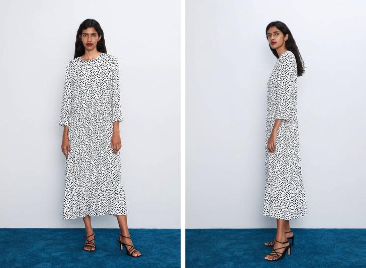 Как обикновена рокля от Zara стана вирусна и защо всички модни момичета по света започнаха да я носят специално