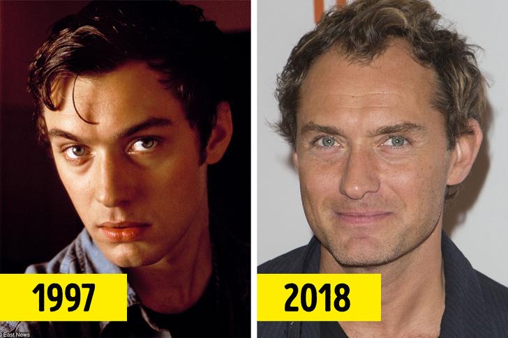 16 известни мъже, които са остарели великолепно