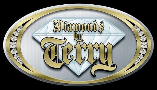 Diamonds_by_Terry_Logo Small Side