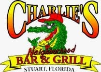 Feb Charlie's Bar & Grill Logo