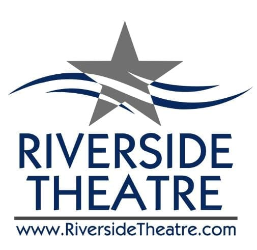 19 July Riverside Theatre Logo