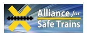 19 Sept Alliance for Safe Trains logo