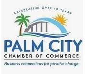 Palm City Chamber of Commerce logo