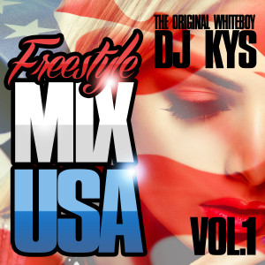 Freestyle Mix USA Vol 1. Front