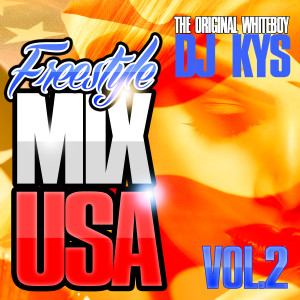 freestyle mix usa vol 2 front