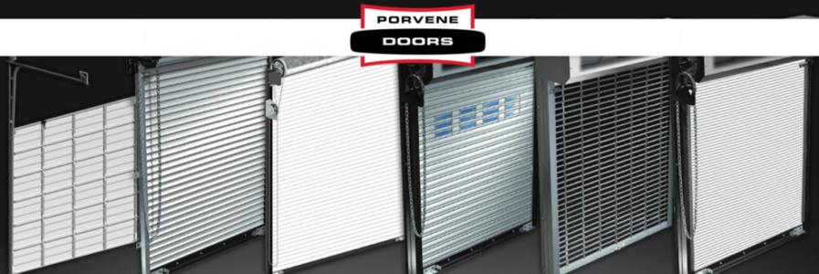 Porvene Commercial Doors