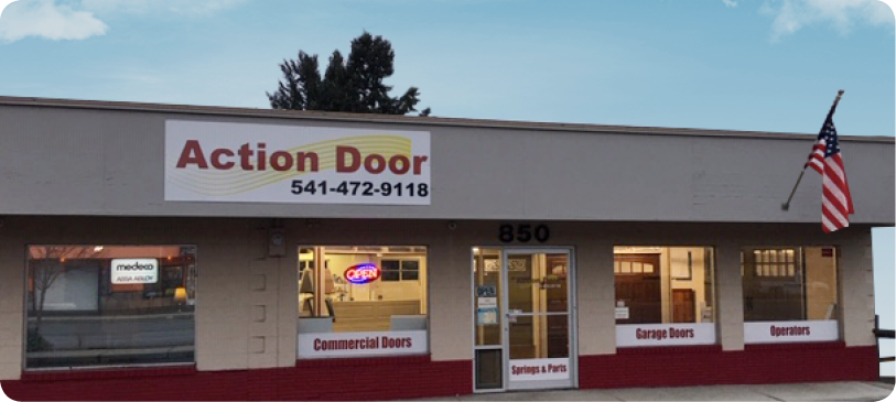 Action Door Showroom