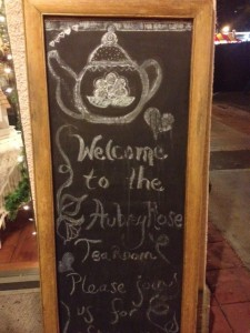Tea Party for Syrian Refugees and Sponsors @ Aubrey Rose Tea Room