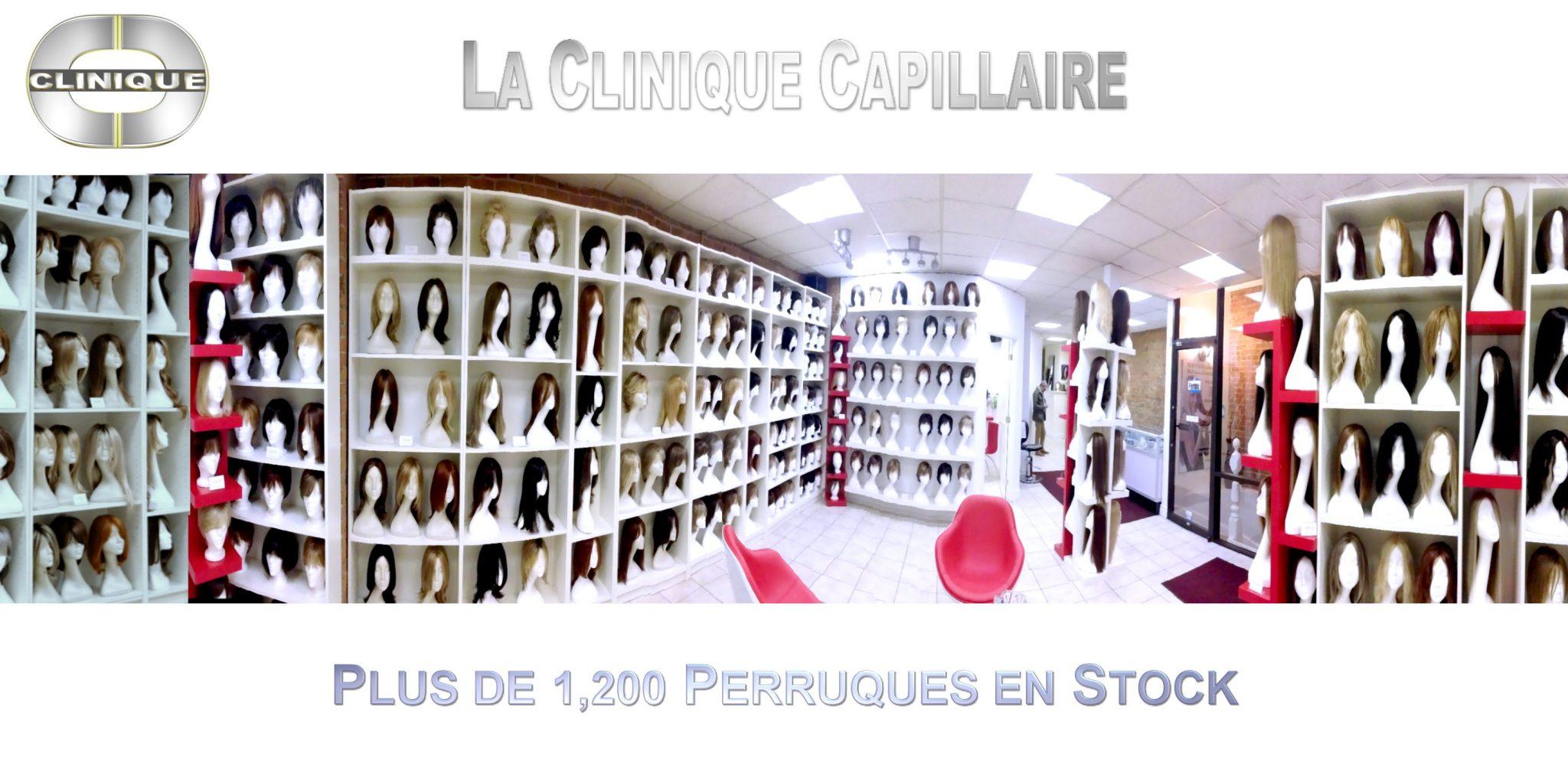 Perruque La Clinique Capillaire Montréal