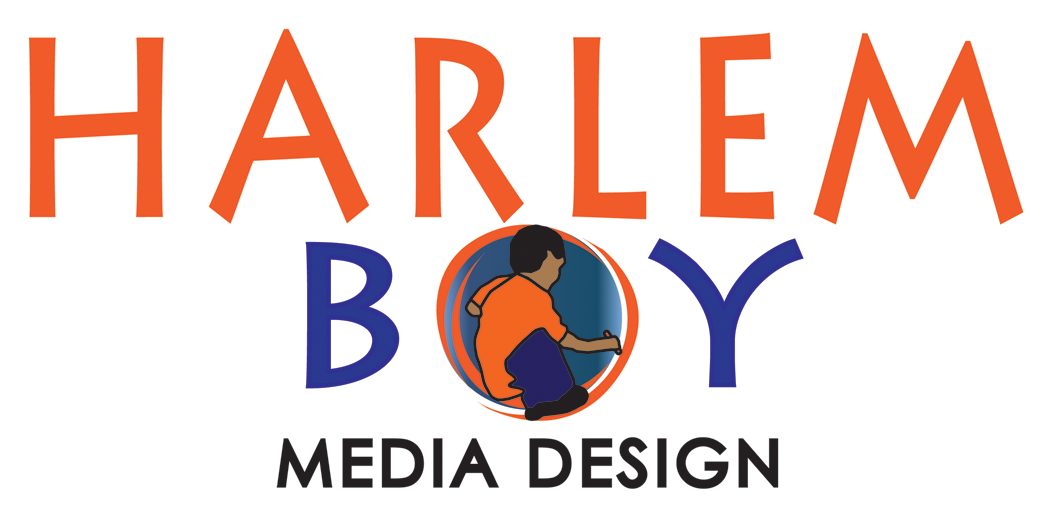 Harlem Boy Media Design Final Logo Featured