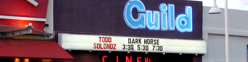Entertainment at the Guild Cinema in Nob Hill Albuquerque