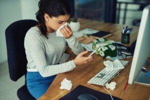 Stuffy Girl Black Mold Sickness Toxic
