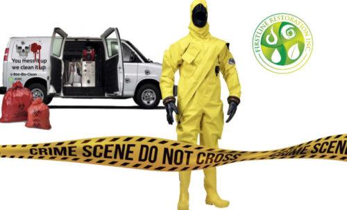 trauma and crime scene clean up