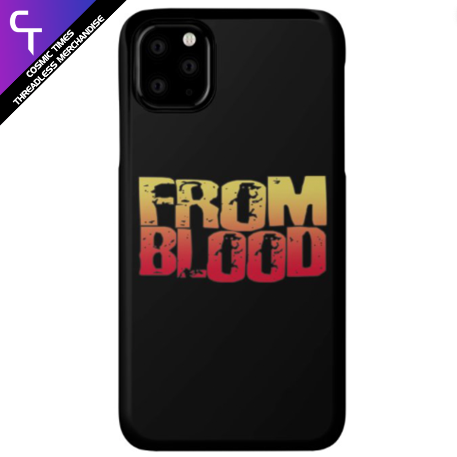 From Blood Logo Phone Case