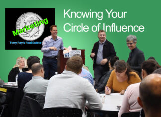 Knowing Your Circle of Influence - Tony Ray's Marketing on a Dime Real Estate Series Class 1 Session 2
