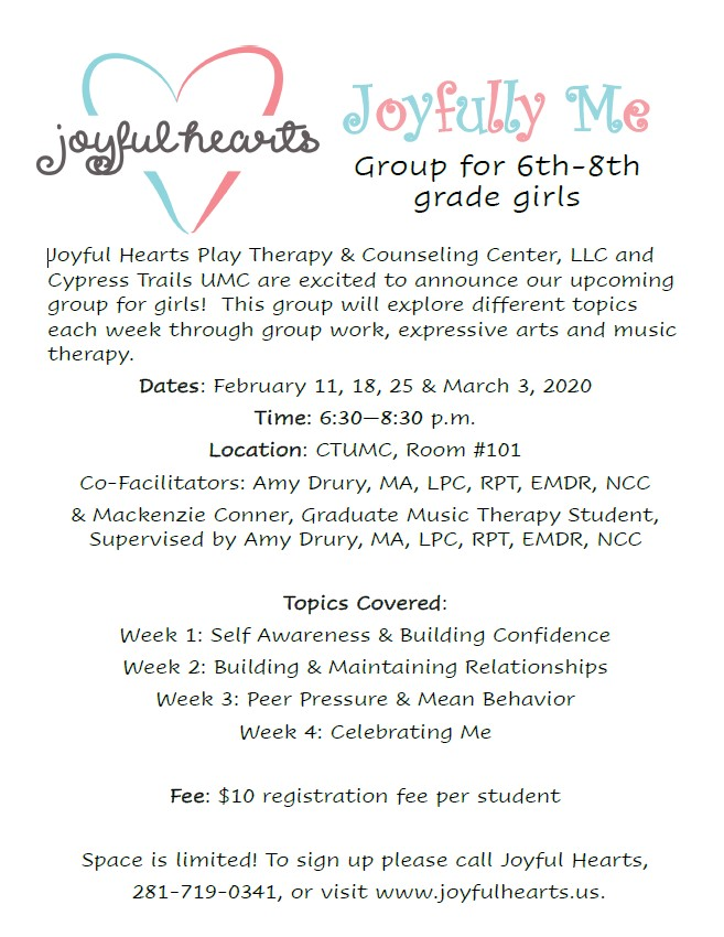 CTUMC group flyer