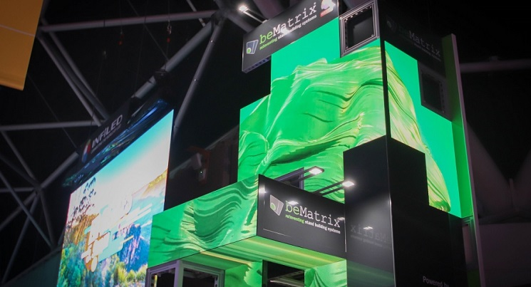 beMatrix LED: LED Innovations That Make Your Shows Stand Out