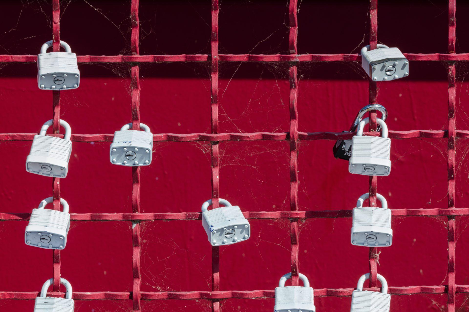 Event Planner Password Security