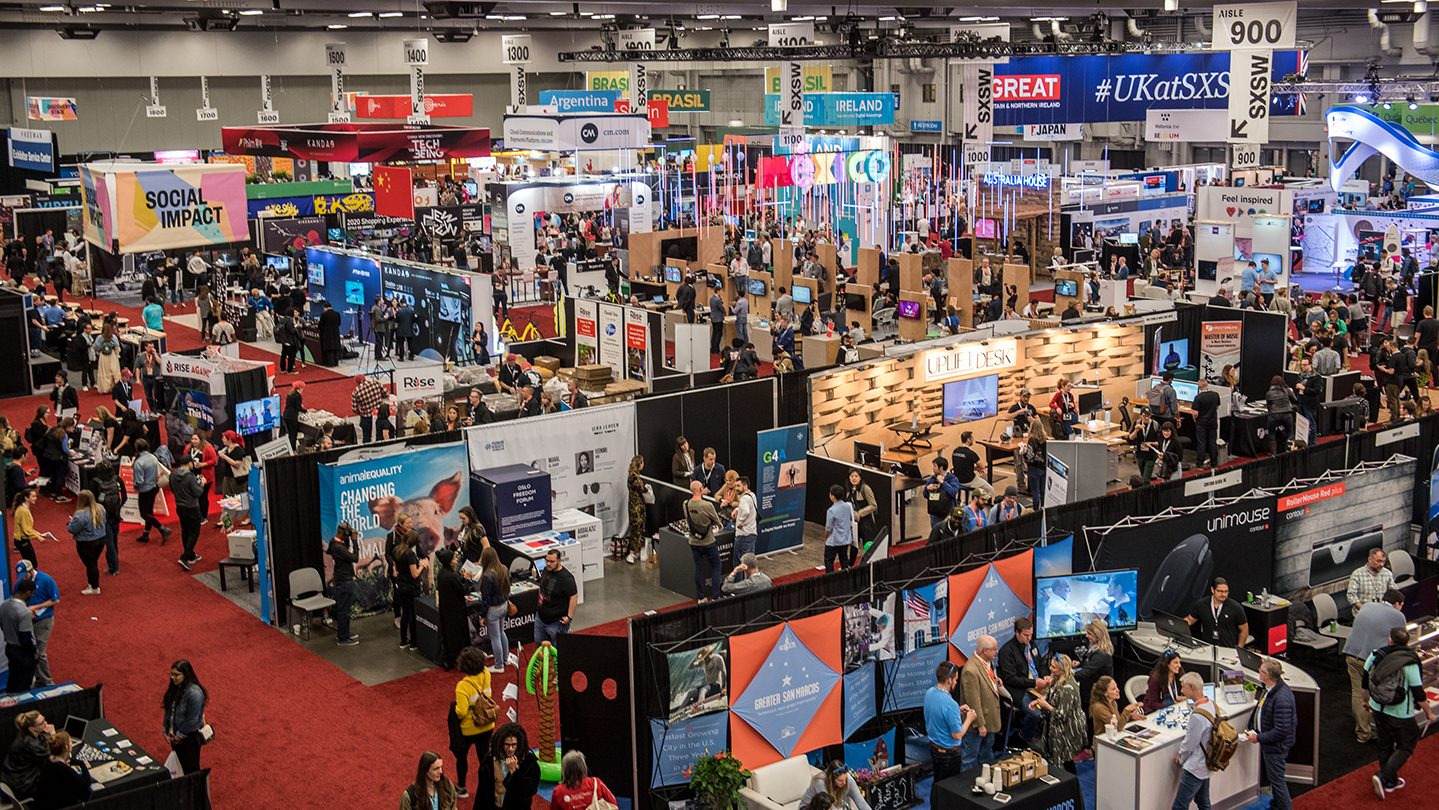 SXSW Trade Show - Total Show Technology