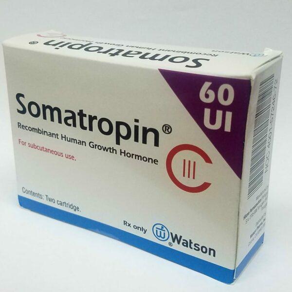 Somatropin 60 UI