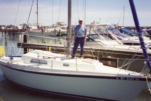 Erling Pearson 28 Sailboat