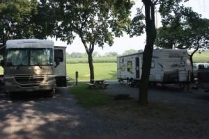 Hershey Campsite