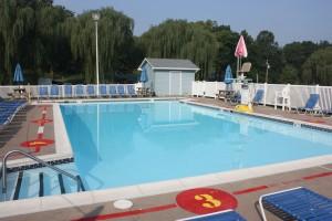 Hershey Campground Pool