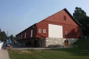 Hershey Campground Barn
