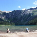 Fitness Challenge Goal Hike To Avalanche Lake In Glacier