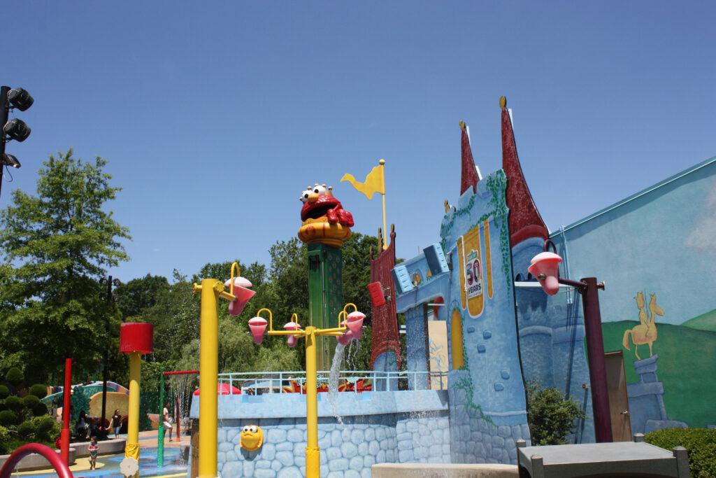 Elmos Spire Sesame Street Forest of Fun Busch Gardens Williamsburg