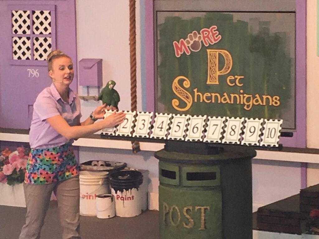 Busch Gardens Williamsburg Pet Shenanigans
