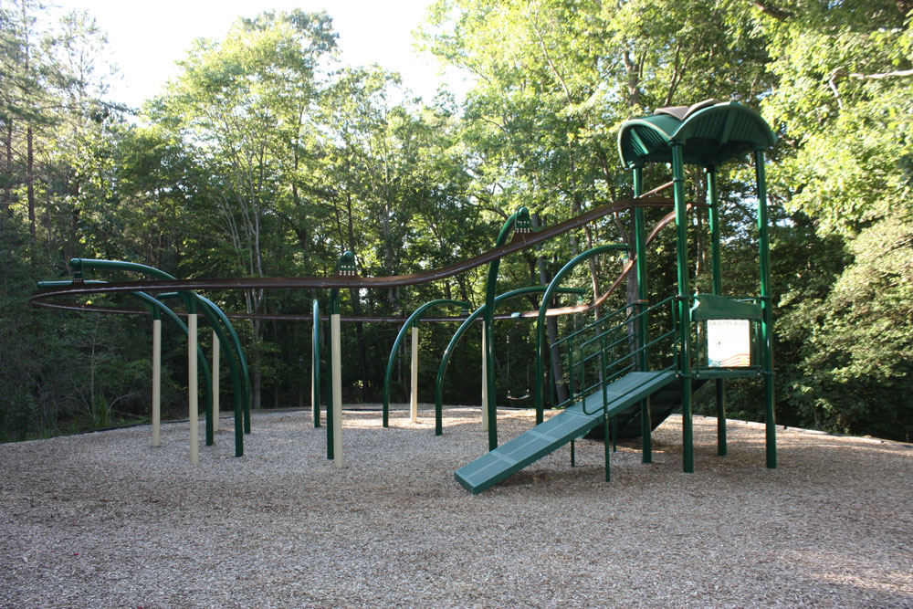 KOA Williamsburg Gravity Rail