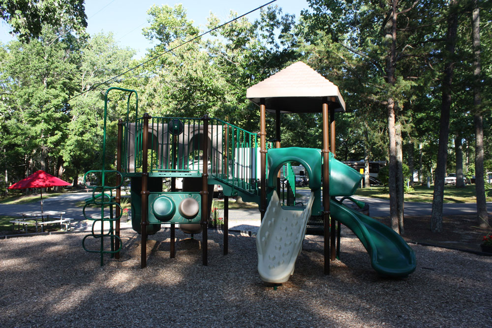 KOA Williamsburg Playground