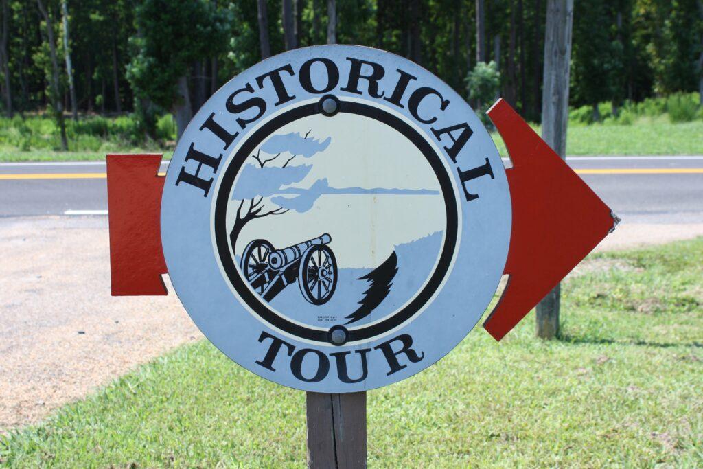 Yorktown Battlefield Driving Route Williamsburg VA Area Attraction Williamsburg VA Attraction