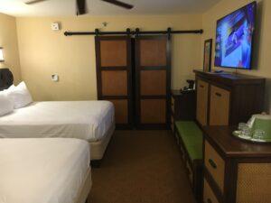 Disney's Caribbean Beach Resort Room