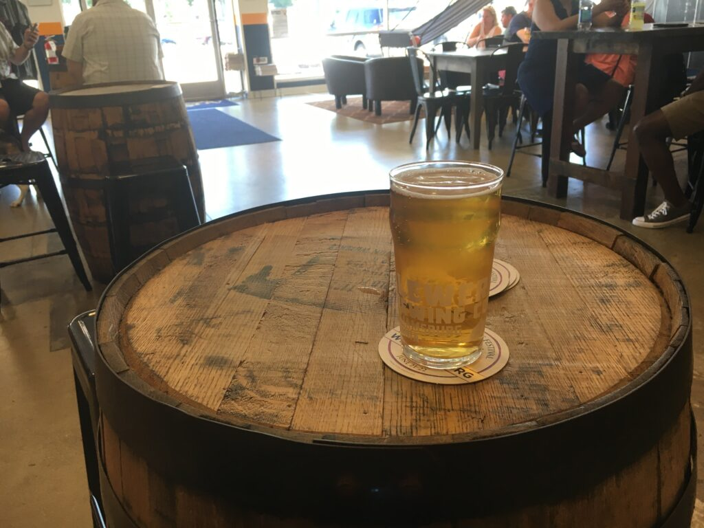 Virginia Peninsula Breweries Alwerks LAB Premium Outlets Mall Taproom Williamsburg Craft Brewery