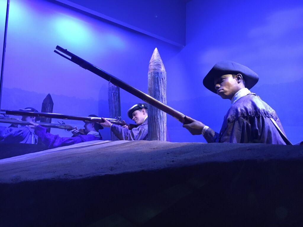 American Revolution Museum At Yorktown Battle Of Great Bridge