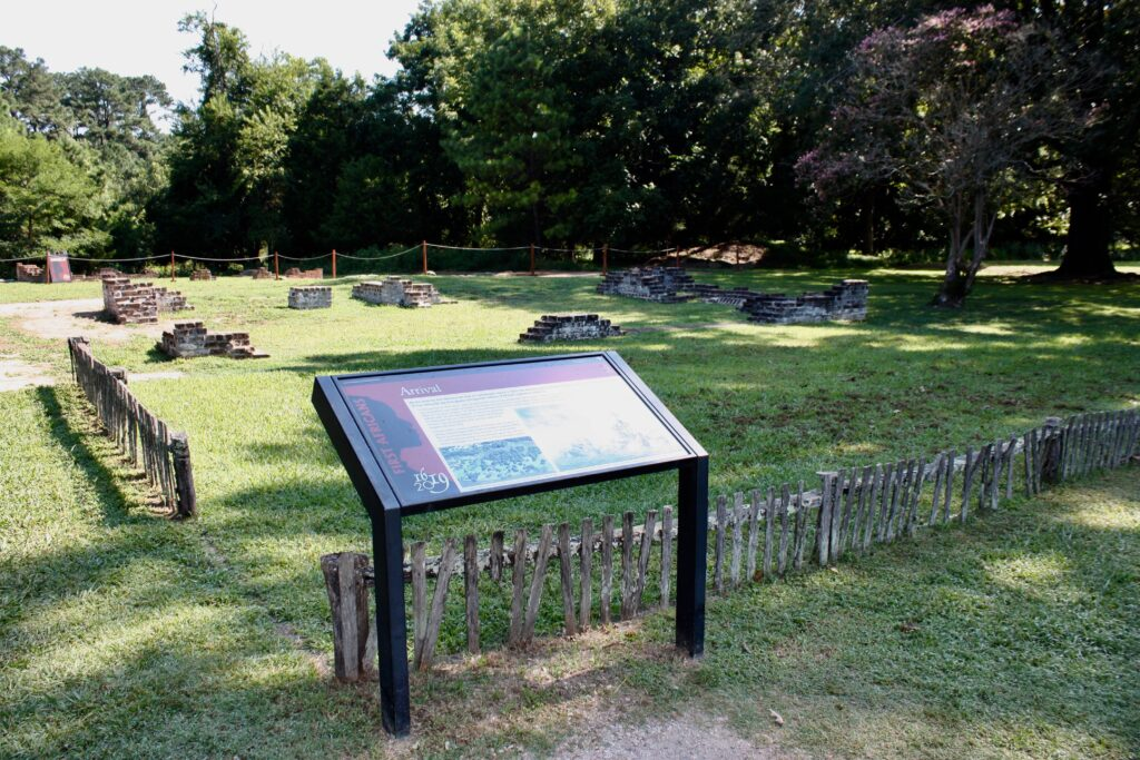 Historic Jamestowne Jamestown VA Pierce Site