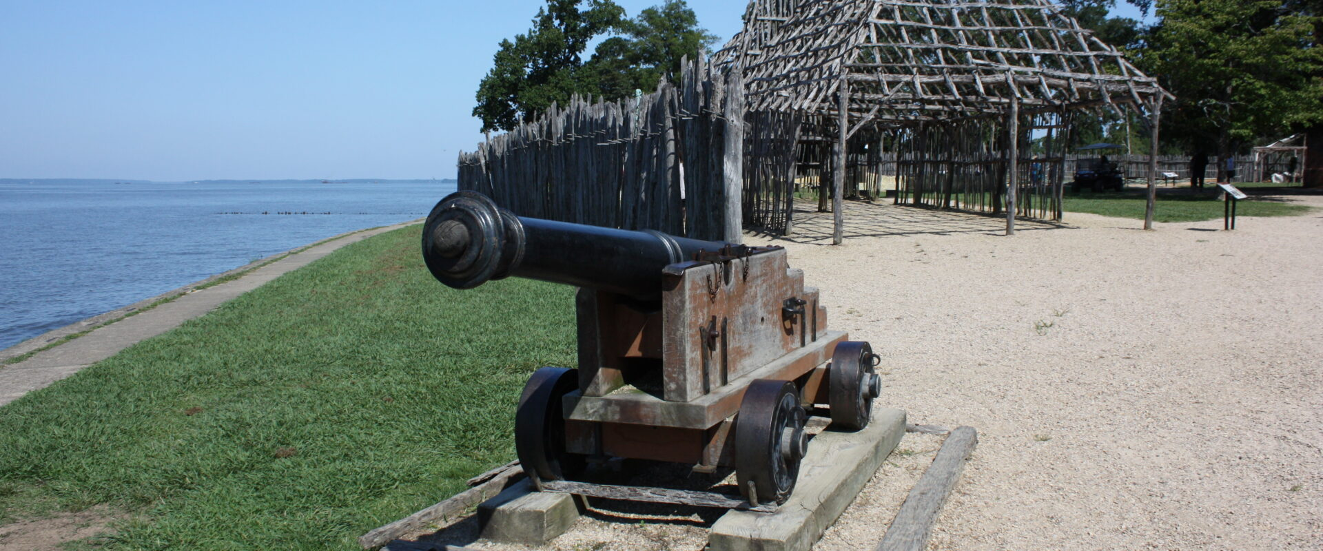 Historic Jamestowne Jamestown Fort